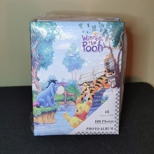 🐥 2 for $15 💘 Disney Winnie the Pooh Photo book